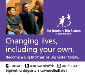 Big Brothers and Big Sisters Fort McMurray