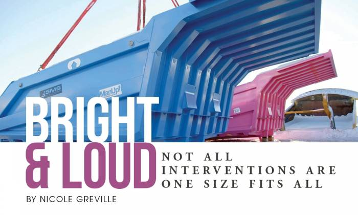 Bright & Loud: Not All Interventions Are One Size Fits All