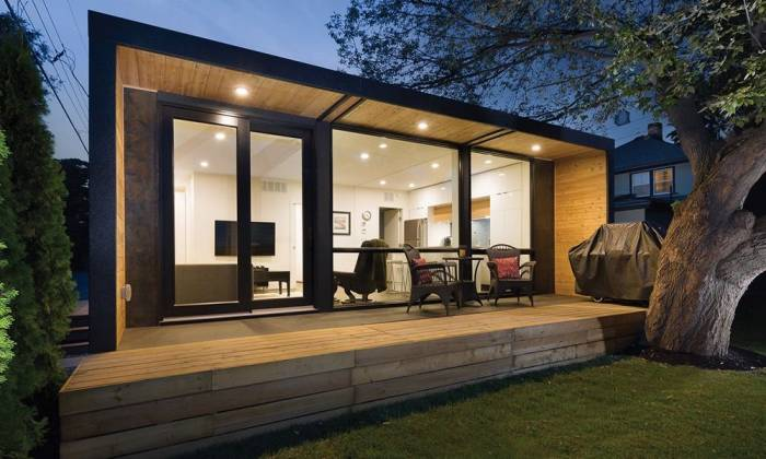 Honomobo: A Modern Take on Beautiful Homes in Wood Buffalo