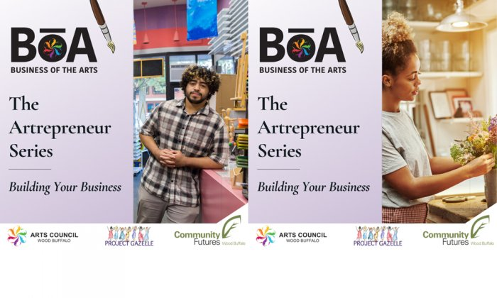 Registration now open for The Artrepreneur Series – Building Your Business
