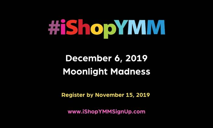 Shop Local with the Third Annual Moonlight Madness Sale!