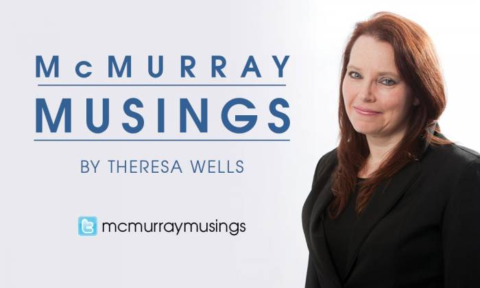McMurray Musings: Not Your Usual Suspect...Cora Dion