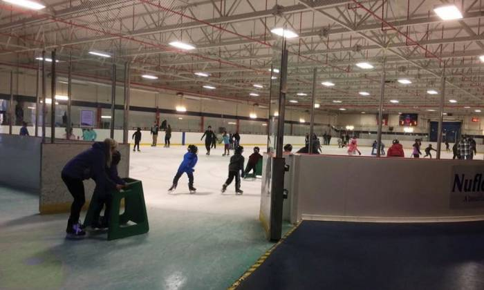 91.1 The Bridge Brings Family Skating to Anzac