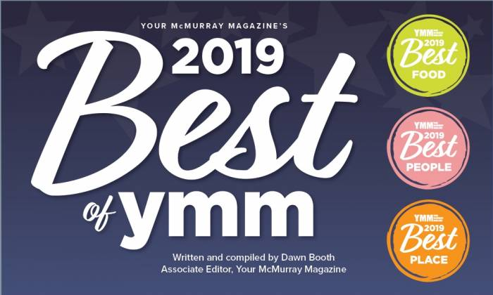 Your McMurray Magazine's 2019 Best of YMM