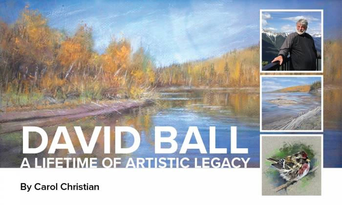 David Ball - A Lifetime of Artistic Legacy