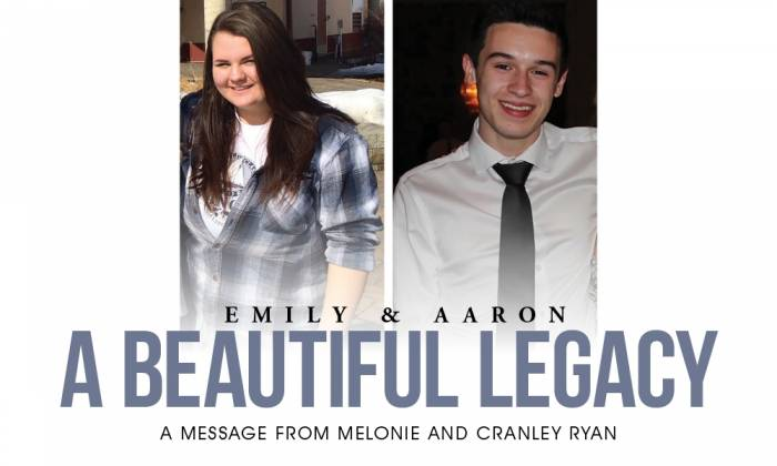 Emily & Aaron: A Beautiful Legacy