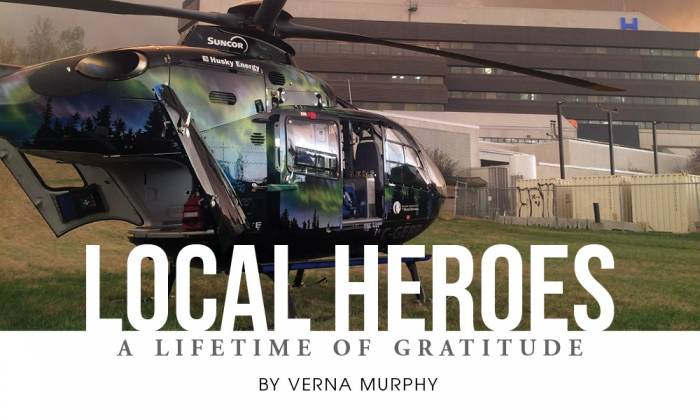 Local Heroes: A Lifetime of Gratitude