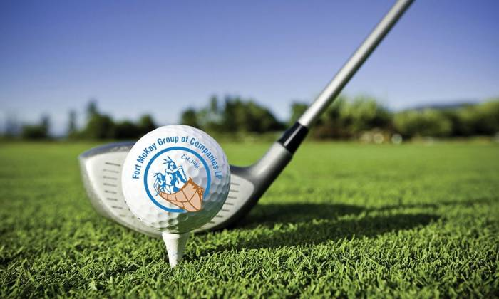Thank You for Your Generous Giving and Ongoing Support: The Fort McKay Group of Companies LP 11th Annual Golf Tournament